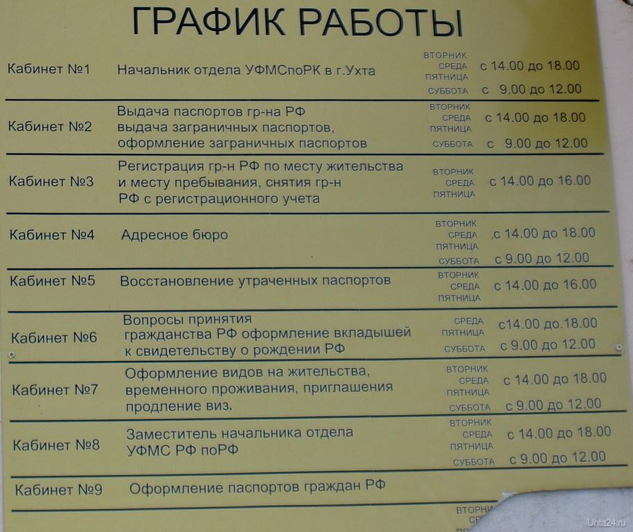 паспортный стол советского района красноярска